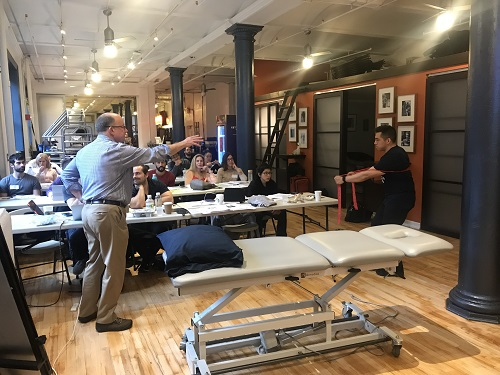 Cervical Revolution Course in Review - New York City
