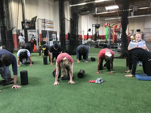 Redondo Beach - Postural Respiration - Course in Review